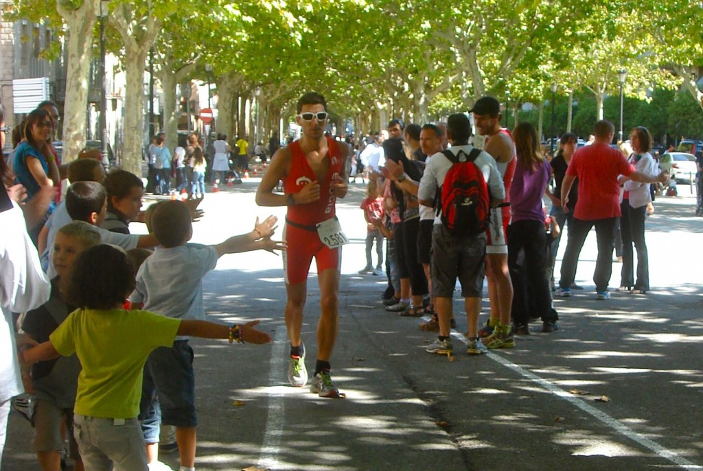 Half Ironman Sailfish Berga 2011