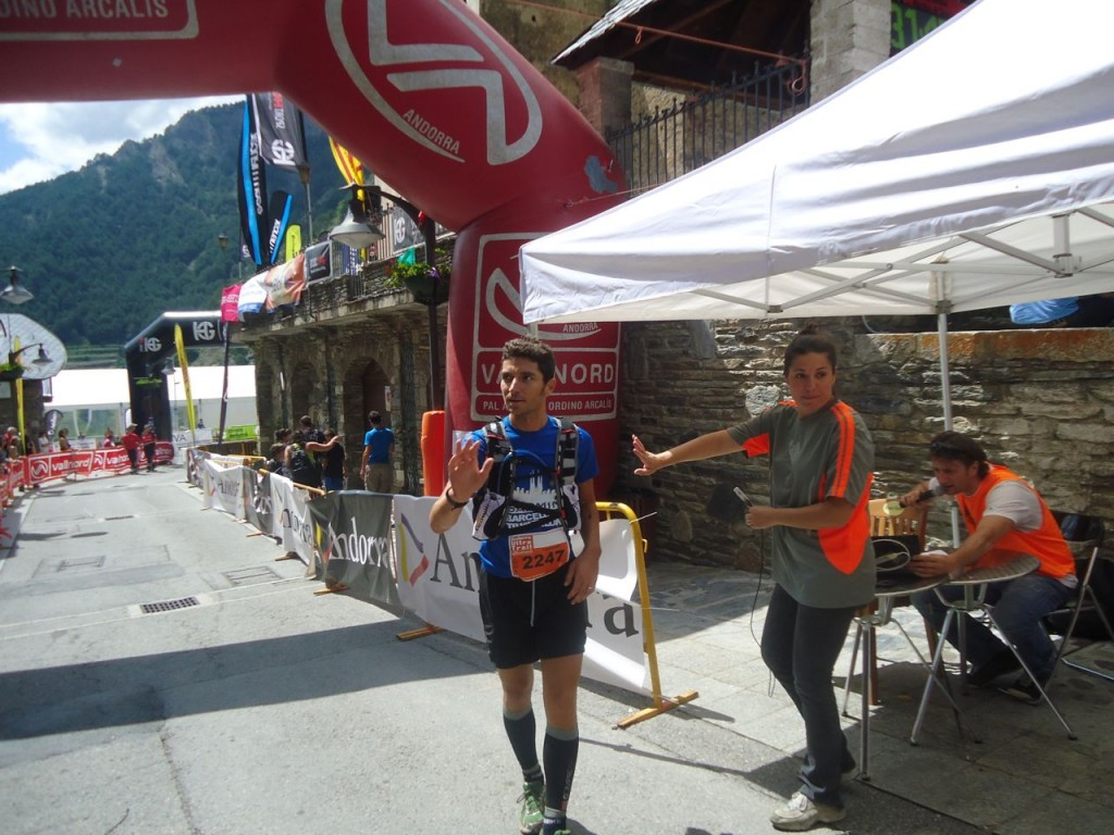 Andorra Ultra Trail Vallnord 2012